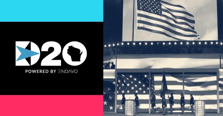 2020 DNC live stream
