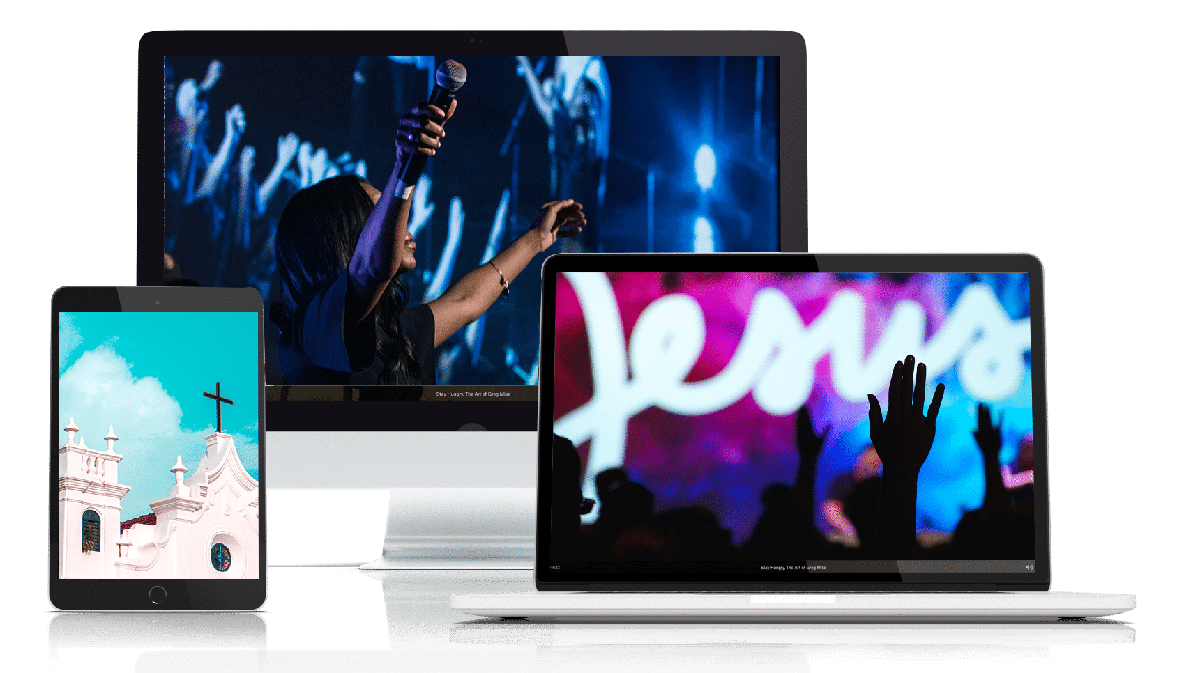 church live stream