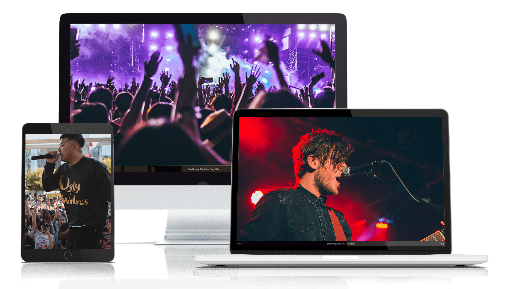 live streaming for musicians